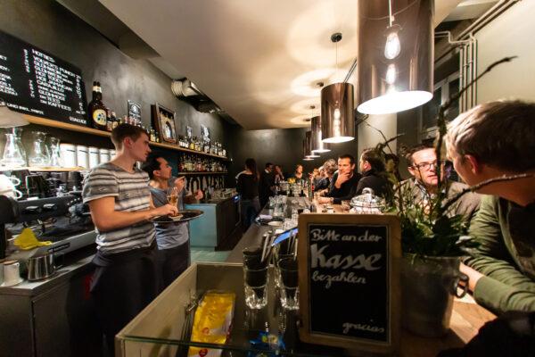 BarTapasCafé Volver, Bern