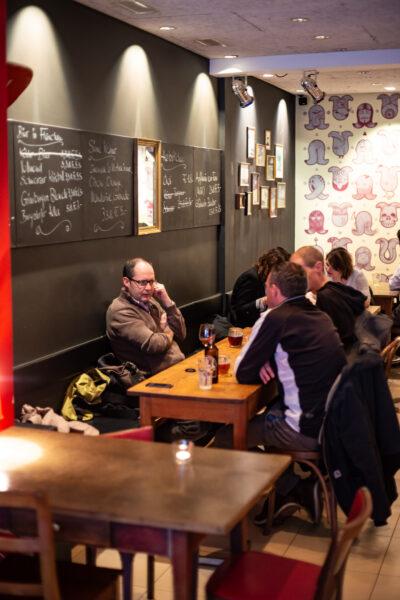 Burgunder Bar