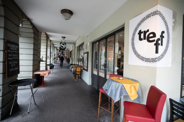 Café Restaurant Treff, Bern