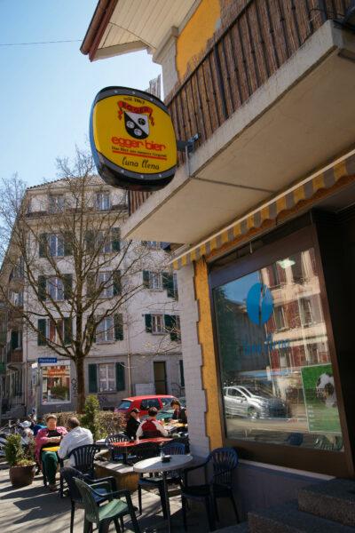 Gelateria Restaurant Bar, Luna Llena, Bern