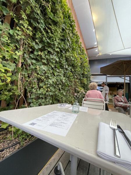 Restaurant Rooftop Brasserie & Bar, Bern