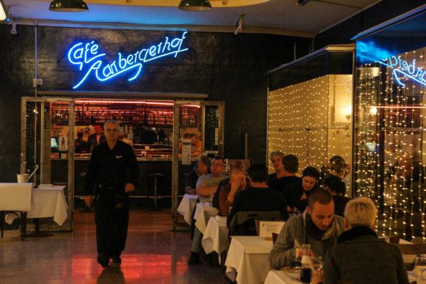 Restaurant Aarbergerhof, Bern