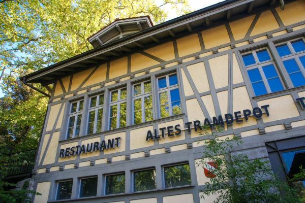 Restaurant Altes Tramdepot