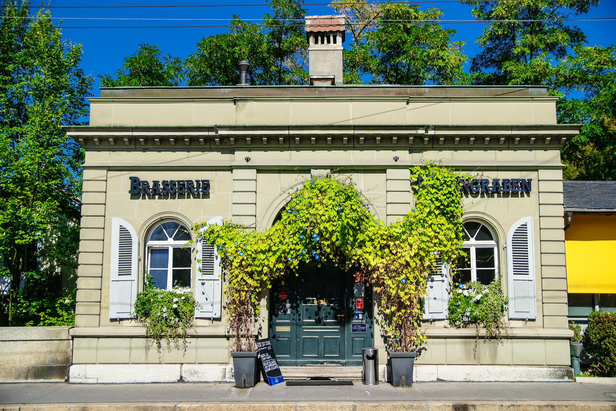 Restaurant Brasserie Bärengraben