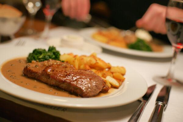 Restaurant Brasserie Ratskeller, Bern