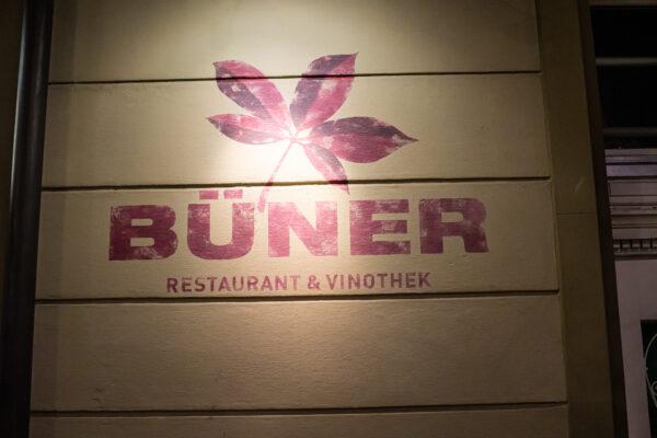 Restaurant Büner, Bern