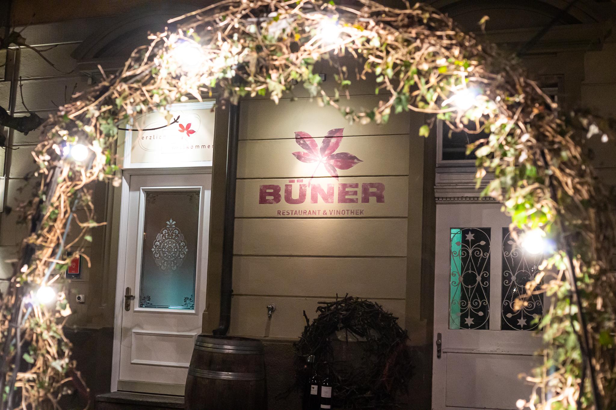 Büner Restaurant und Vinothek