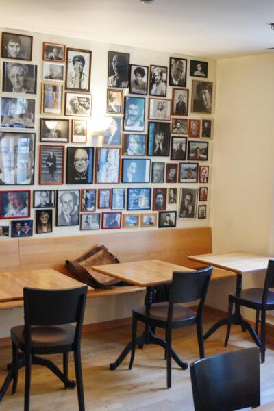 Restaurant Café Litteraire