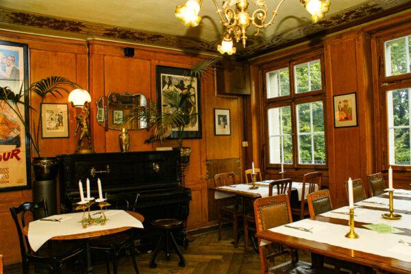 Restaurant Café Postgasse, Bern