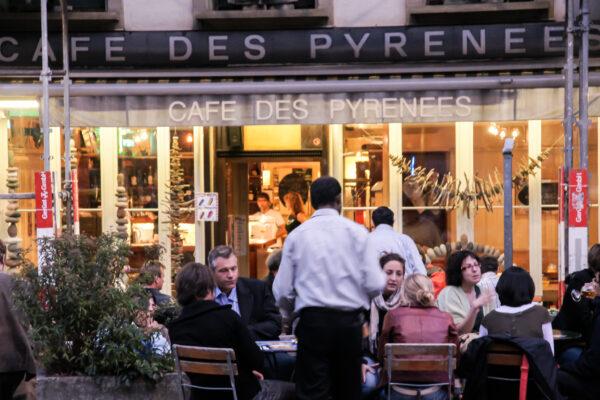 Restaurant Café des Pyrénées, Bern