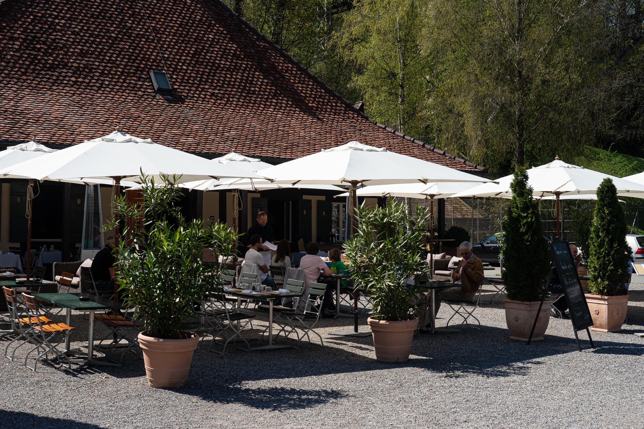Restaurant Casa Schwellenmätteli