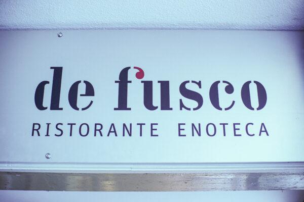 Restaurant Da Fusco, Bern