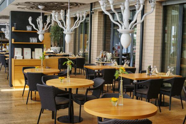 Restaurant Giardino, Kursaal, Bern