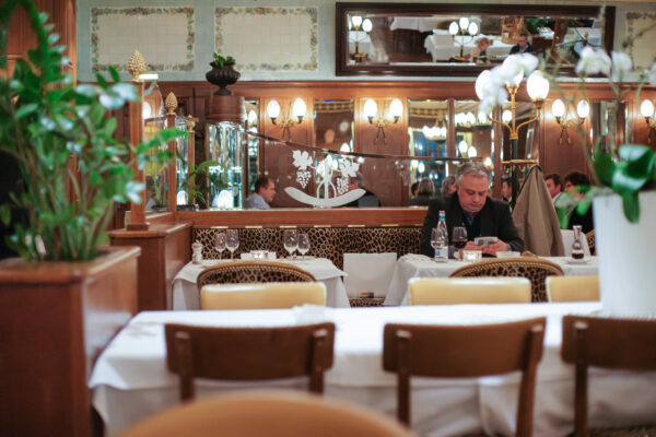 Restaurant Jack's Brasserie, Bern