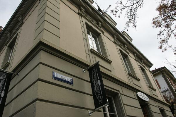 Restaurant Kirchenfeld, Bern