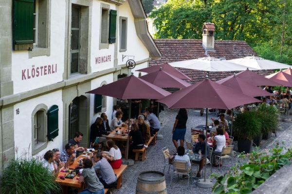 Klösterli Weincafe