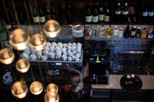 Restaurant Klösterli Weincafe, Bern