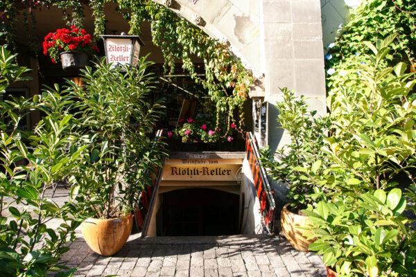 Restaurant Klötzlikeller, Bern