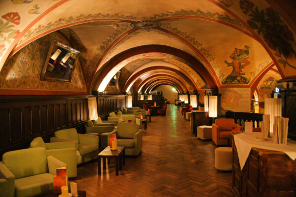 Restaurant Kornhauskeller, Bern