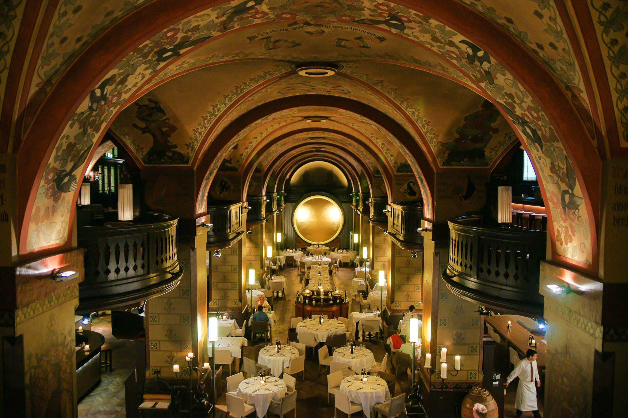 Restaurant Kornhauskeller