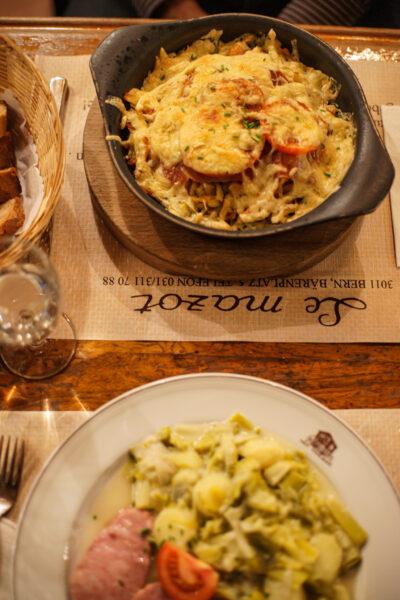 Restaurant Le Mazot, Bern