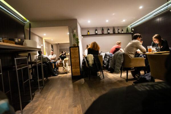 Restaurant Leichtsinn, Bern