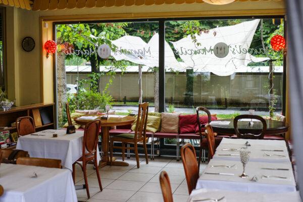 Restaurant Marcel's Marcili, Bern