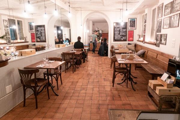 Restaurant Marzer