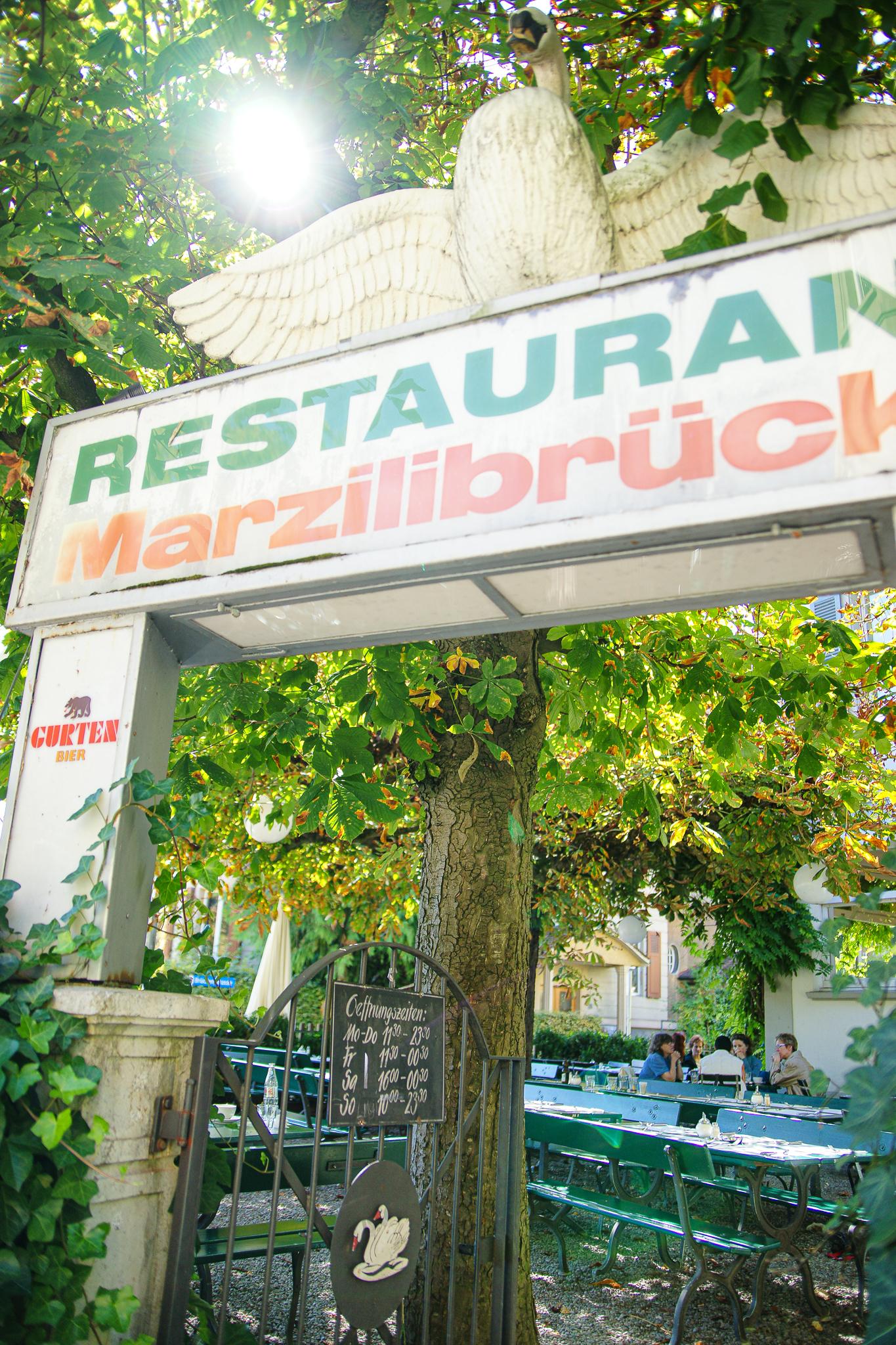 Restaurant Marzilibrücke