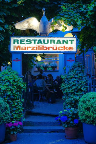 Restaurant Marzilibrücke, Bern