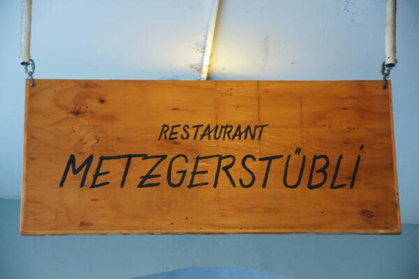 Restaurant Metzgerstübli