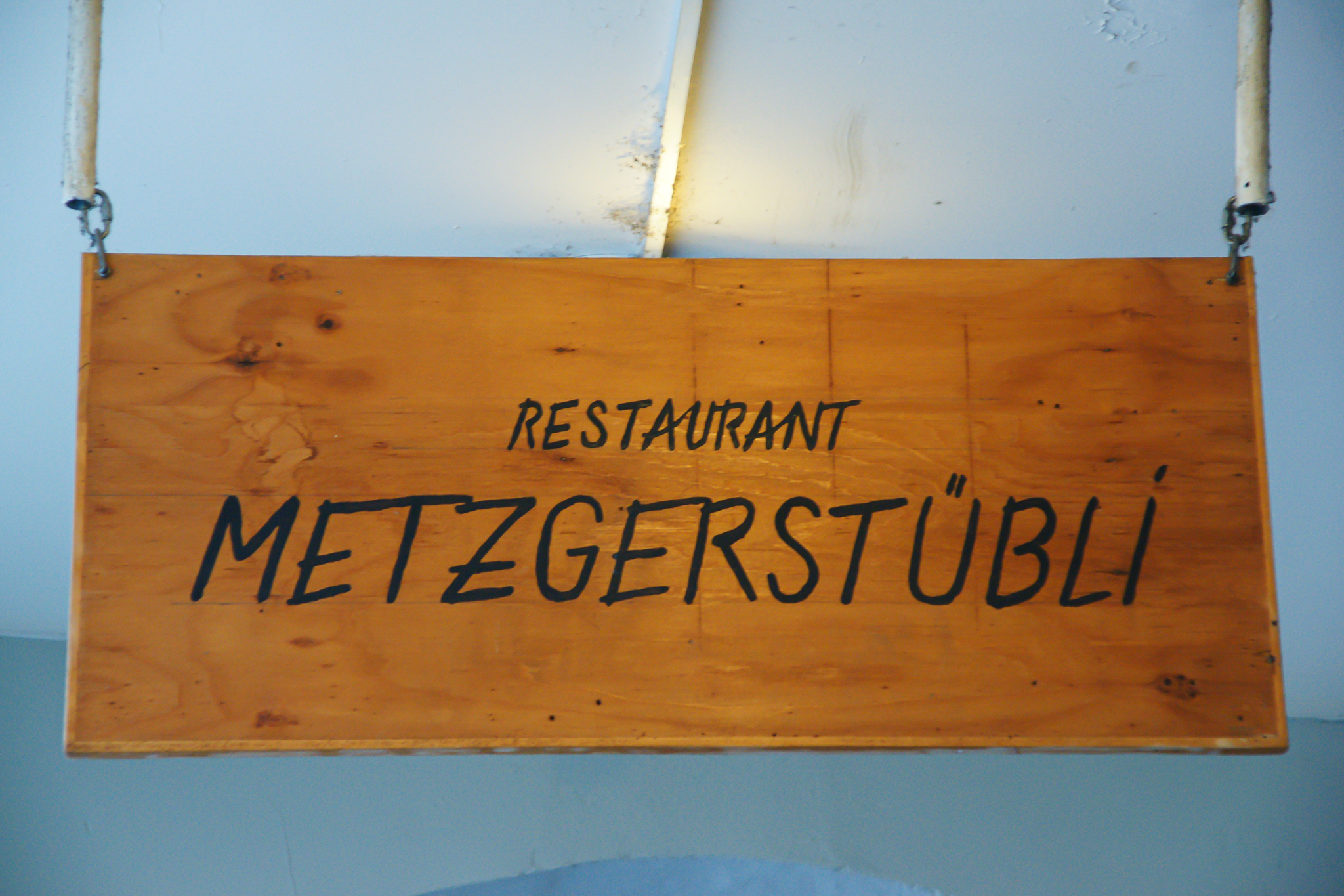 You are currently viewing Restaurant Metzgerstübli