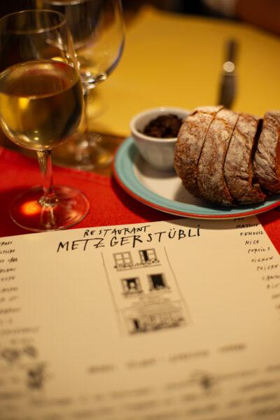 Restaurant Metzgerstübli, Bern