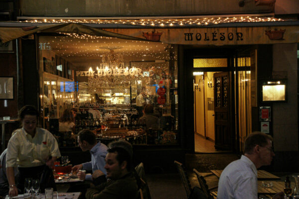 Restaurant Moléson, Bern