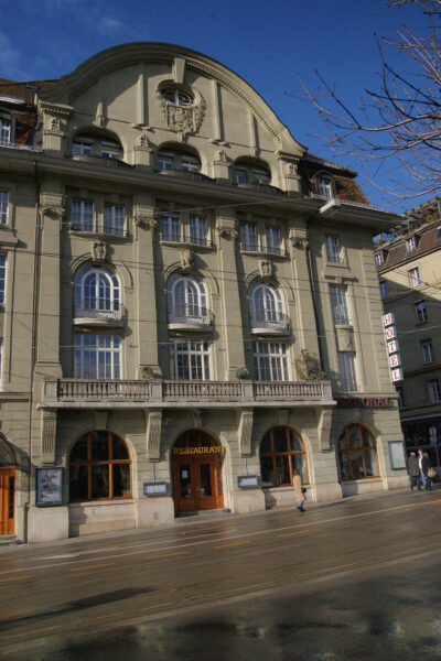 Restaurant National, Bern