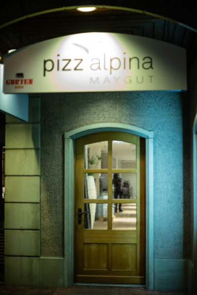 Restaurant Pizzalpina Maygut, Wabern, Bern