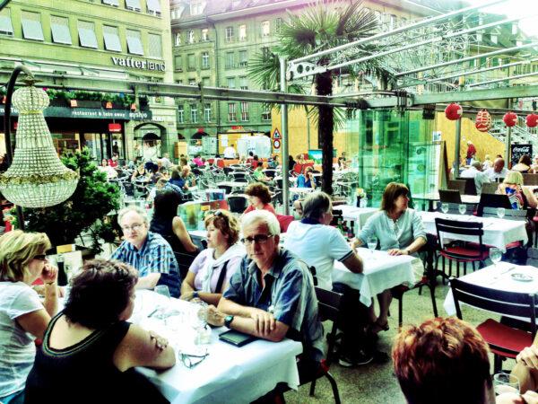 Restaurant Santa Lucia, Bern