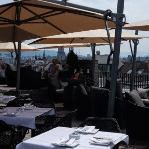 Restaurant Sky Terrace, Schweizerhof, Bern