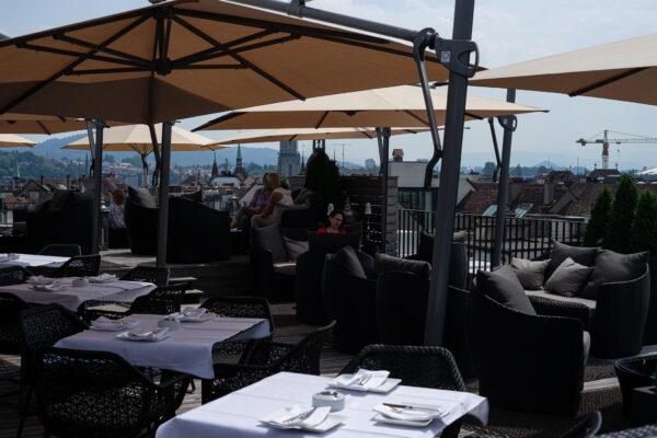 Restaurant Sky Terrace