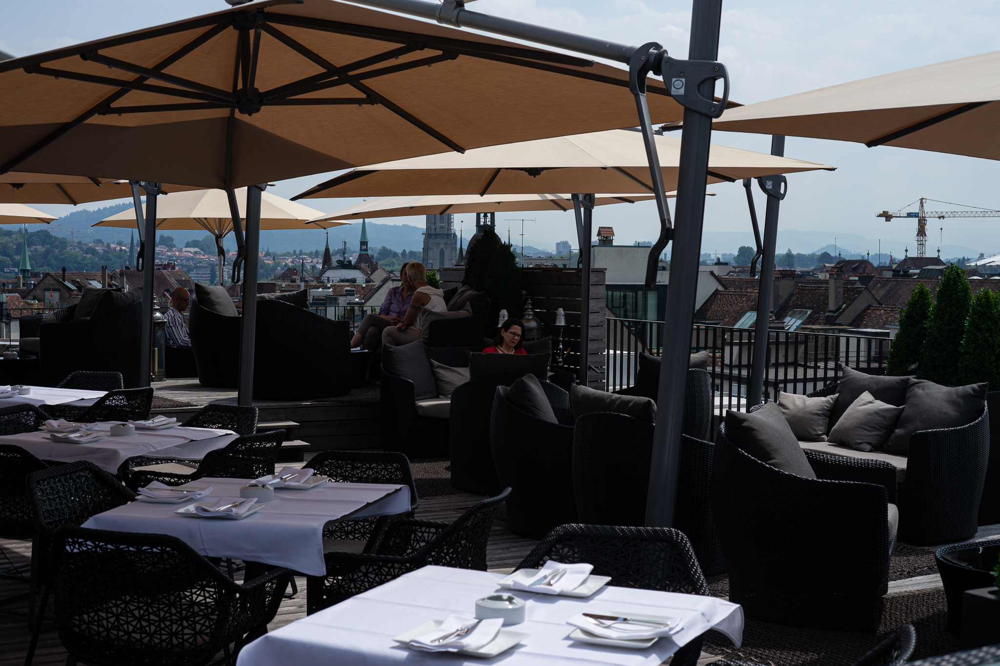 You are currently viewing Restaurant Sky Terrace