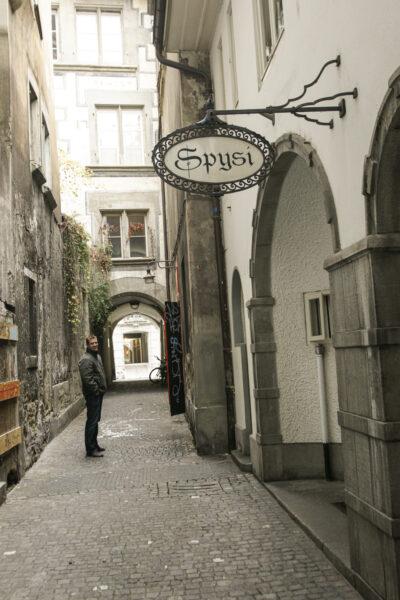 Restaurant Spysi, Bern