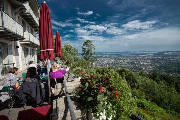 Restaurant Tapis Rouge, Gurten, Wabern-Bern