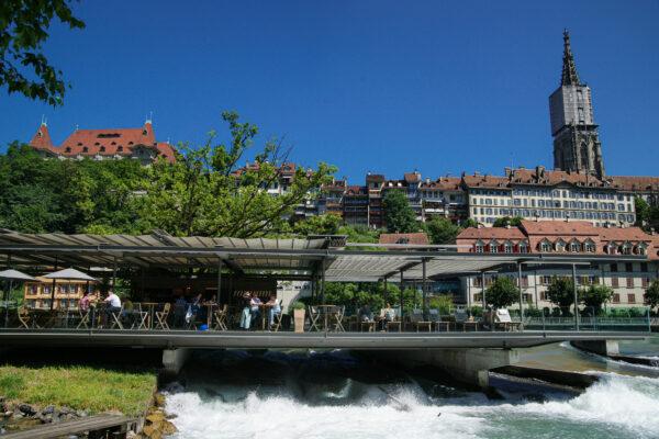 Restaurant Terrasse Schwellenmätteli, Bern
