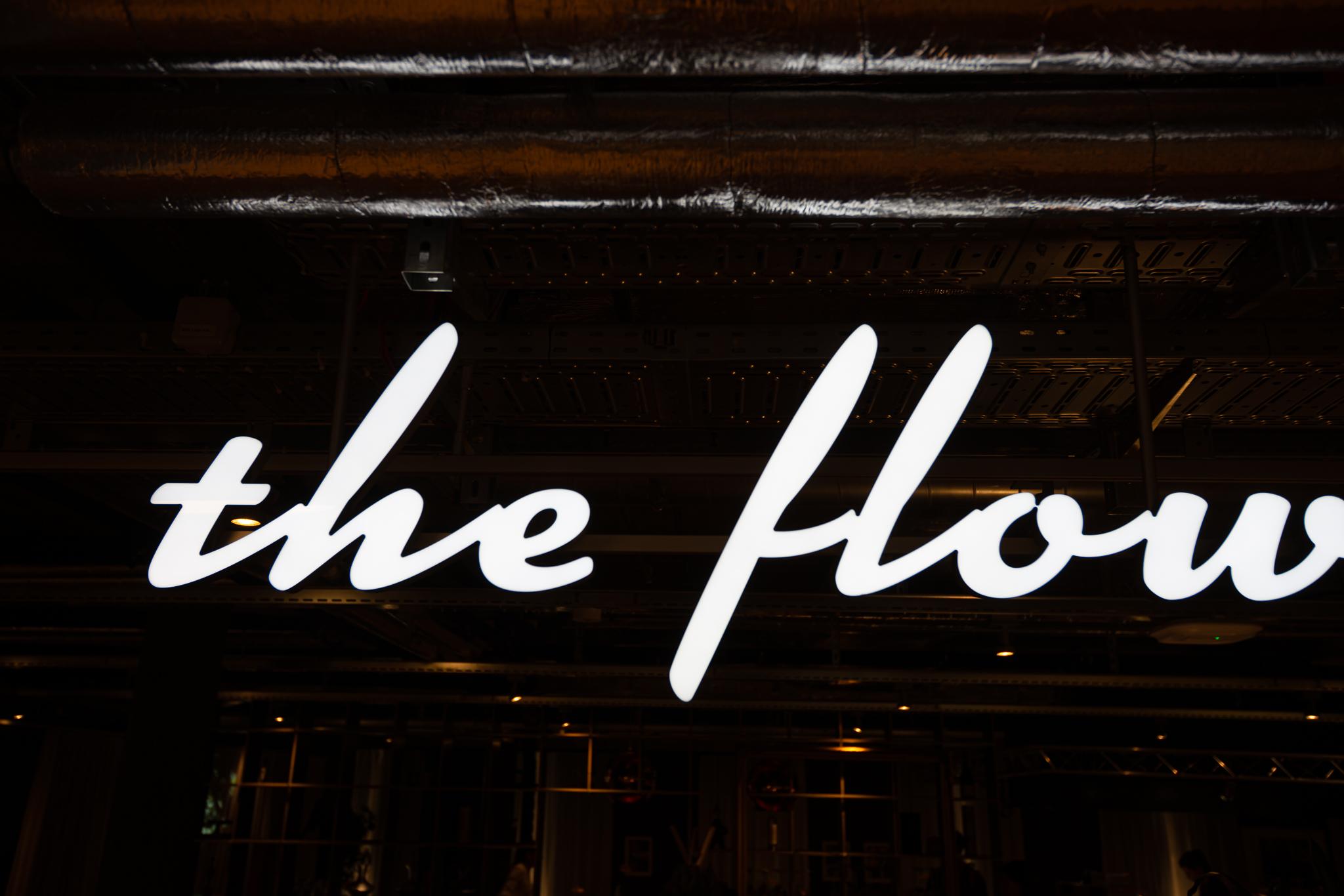 Restaurant The Flow