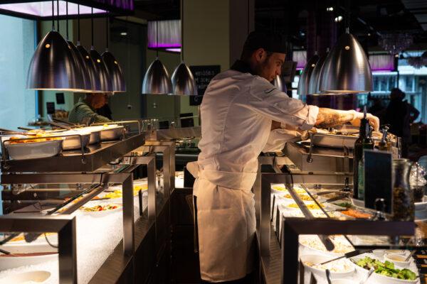 Restaurant Tibits, Bern