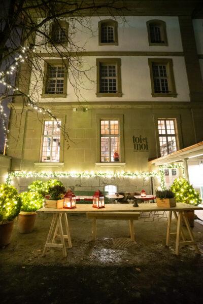 Restaurant Toi et Moi, Bern