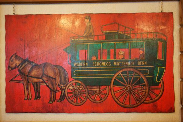 Restaurant Tramway
