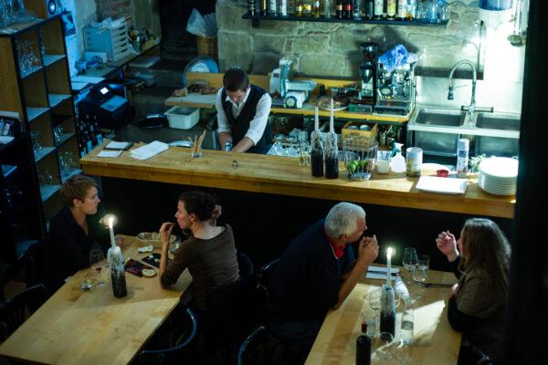 Restaurant & Weinbar Tredicipercento