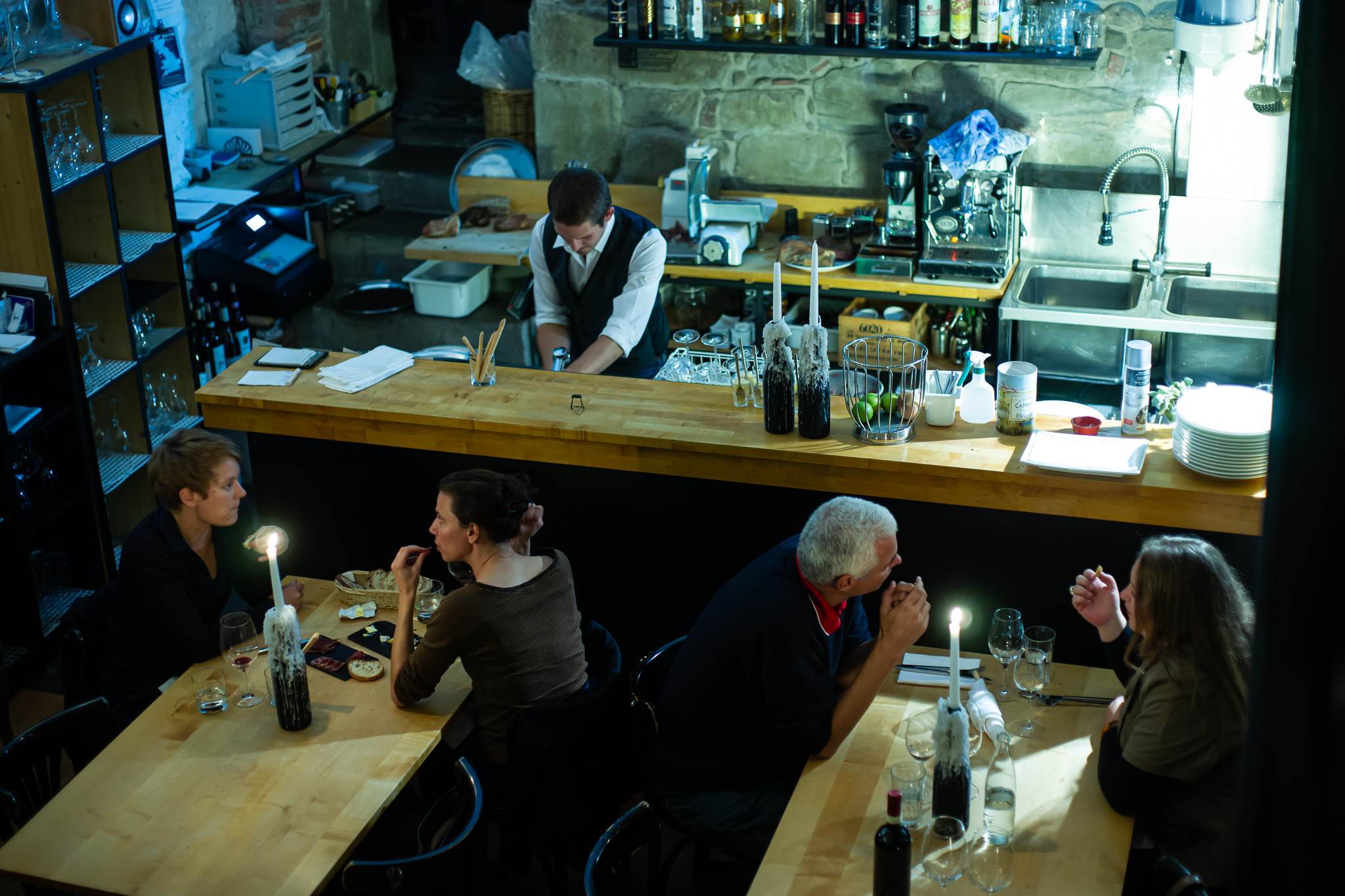 You are currently viewing Restaurant & Weinbar Tredicipercento