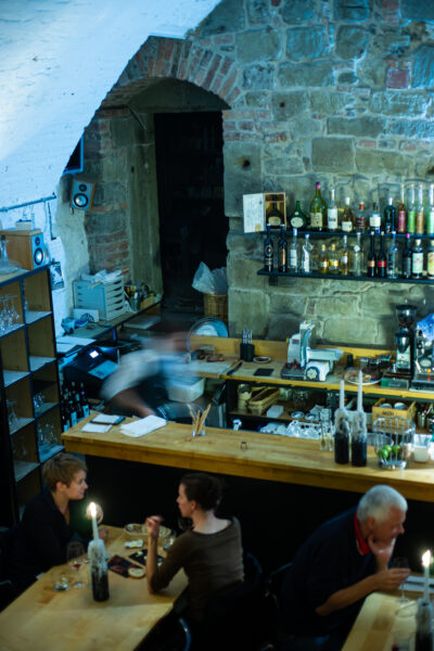 Restaurant Tredicipercento, Bern
